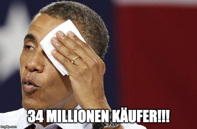 34 Mio. Prime-Käufer