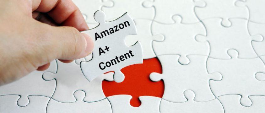 Amazon A+ Content ist jetzt auch für Seller zugänglich.
