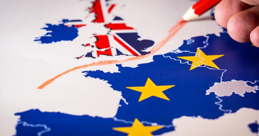 Amazon Pan EU: Der Brexit wird auch für FBA-Händler zu spüren sein.
