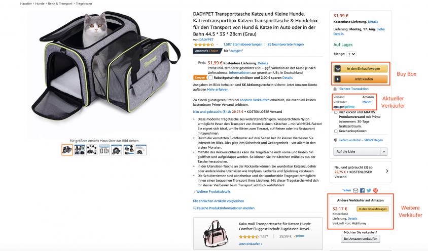 Das FBA-Programm von Amazon ist für viele Händler ein Türöffner.