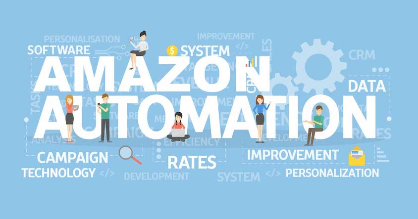 With Amazon automation, sellers gain money and time.