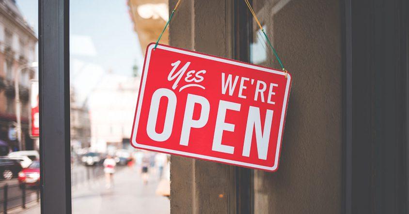 Amazon vs. Online-Shop – was passt besser in der Krise - We are open