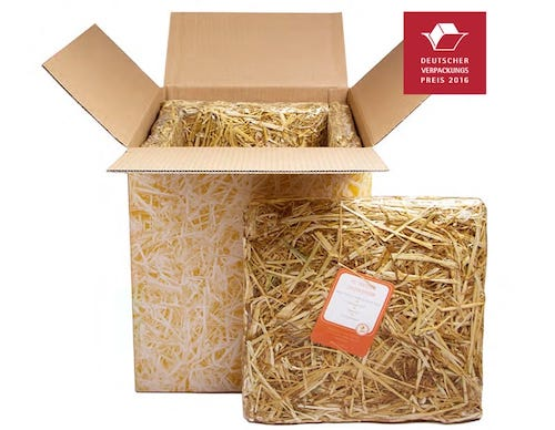 Nachhaltiges Fulfillment wird für Amazon Seller immer wichtiger: Verpackungsmaterial kann ein Baustein sein.