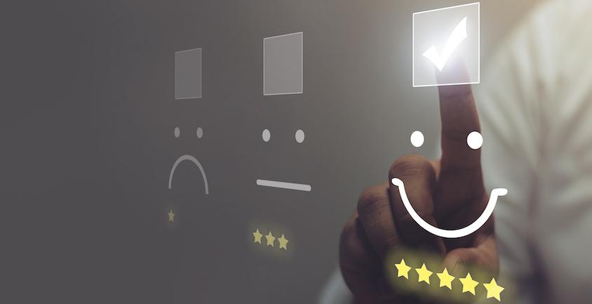 Für SellerLogic CSM ist Kundenservice und Zufriedenheit das Wichtigste.