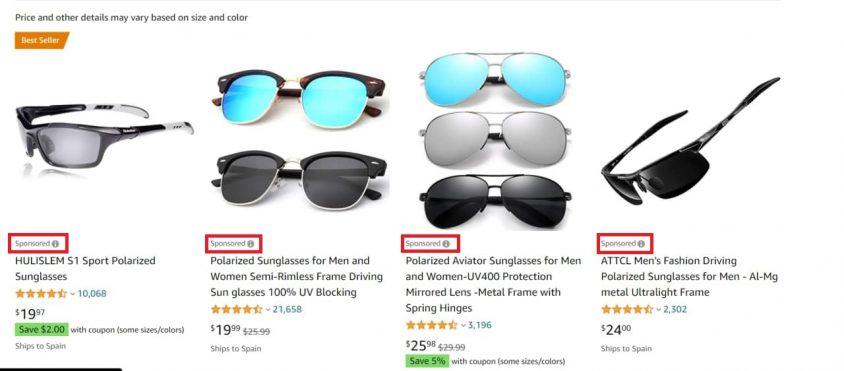 amazon pay per click advertising