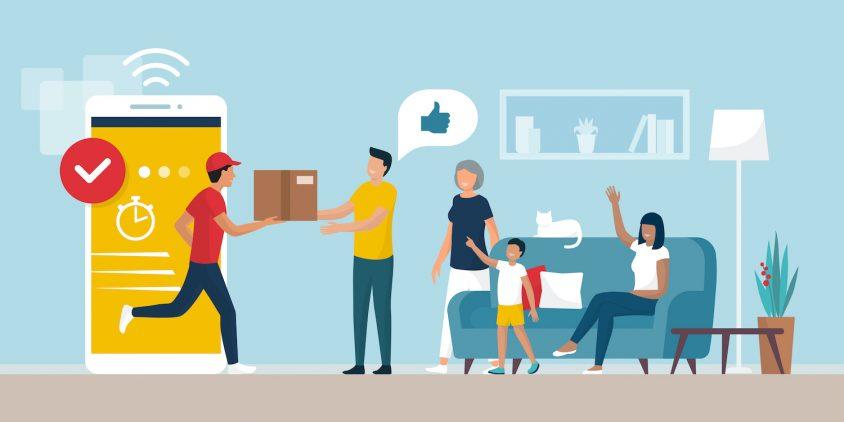 Amazon Verkäuferkonto gesperrt_Versand