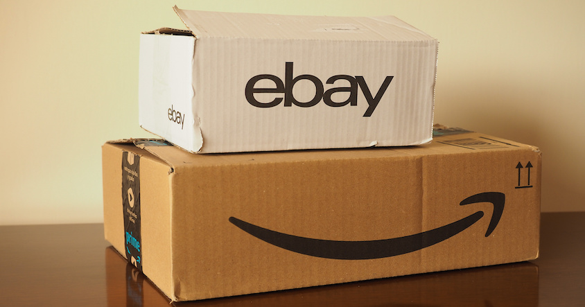 Selling at Amazon vs. eBay - what is better?